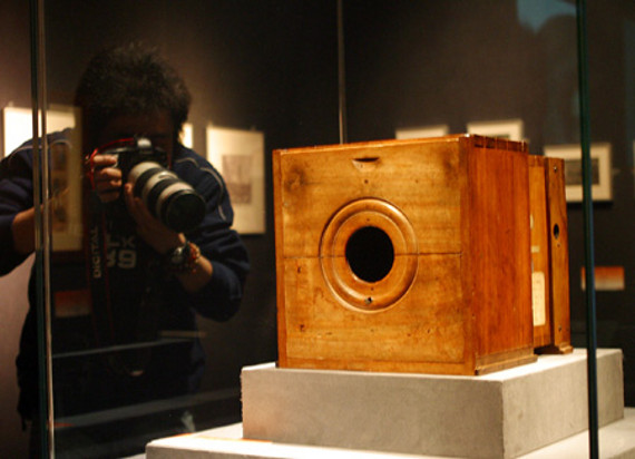 The-first-camera