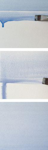 Watercolor-wet-flat-wash
