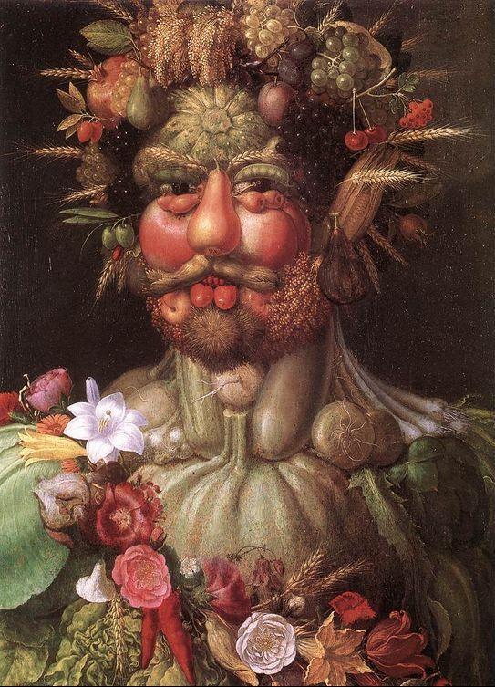 Arcimbaldo Vertumnus