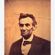 Abraham Lincoln, National Portrait Gallery