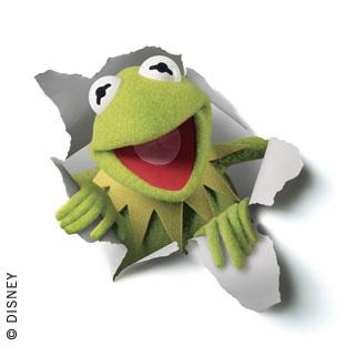 Kermit stamp