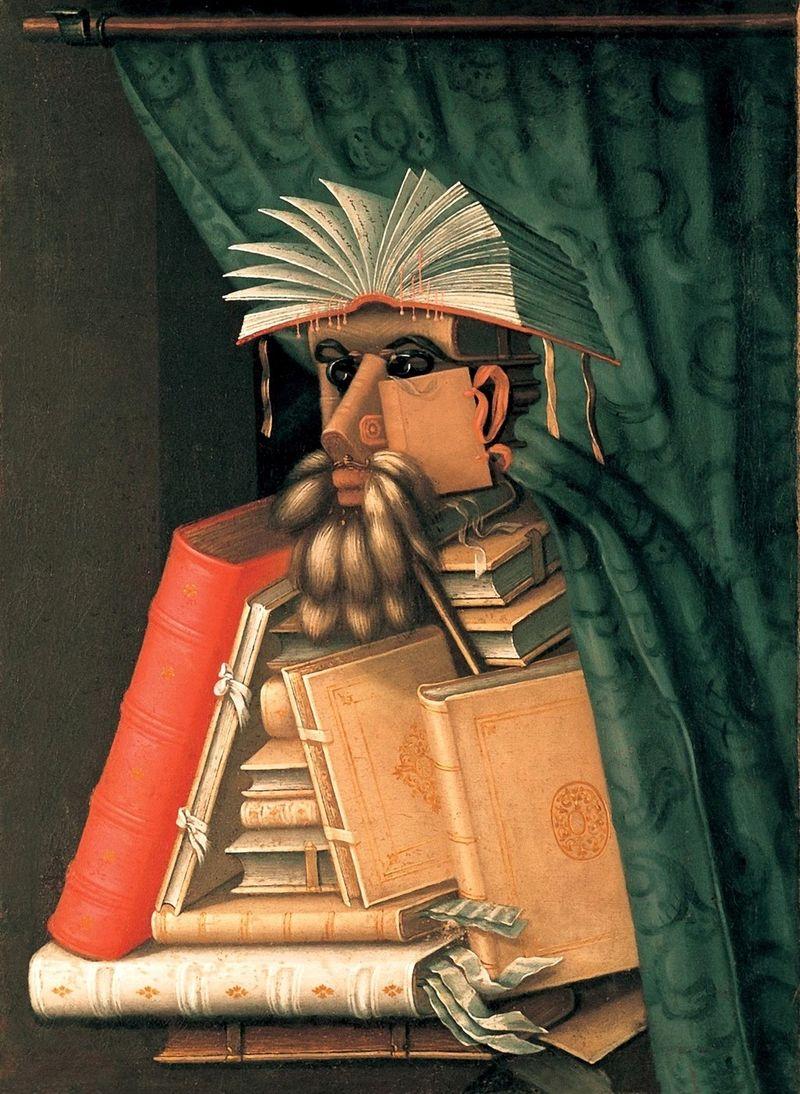 Arcimbaldo Librarian