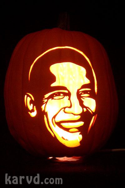 Obamapumpkin