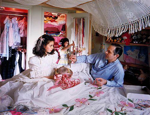 Tina Barney, Marina's Room, 1987