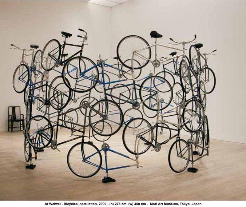 Weiwei_bicycles