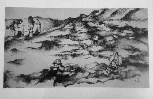 Pointillism pic