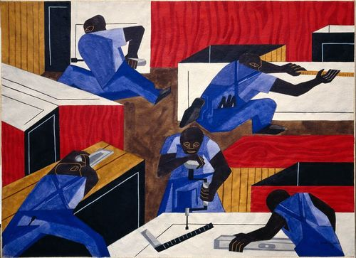 Jacob Lawrence Cabinet Makers