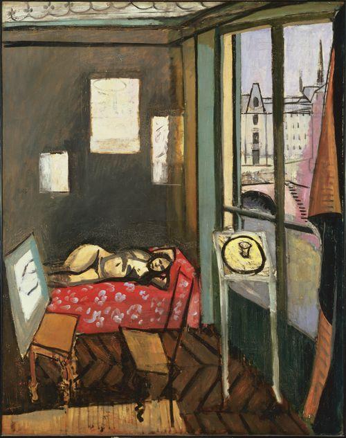 Matisse_Studio, Quai Saint-Michel