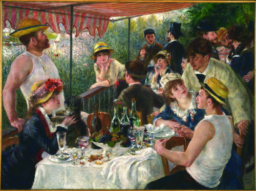 Renoir_Boating Party