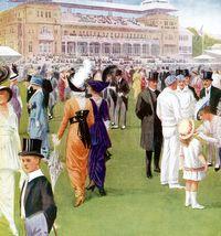 Fashion late Edwardian c 1910 -1912