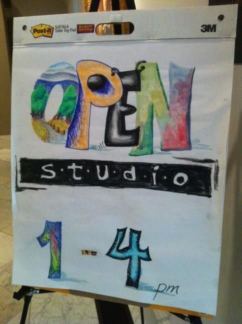 Open studio2