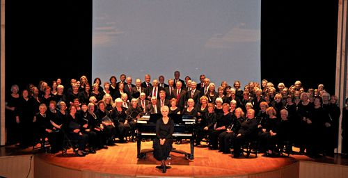 Encore Chorale Dec. 2012