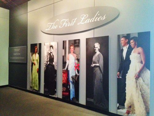FirstLadiesExhibit