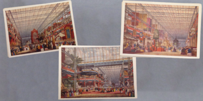Crystal Palace Postcards