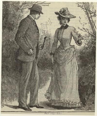 1890s Print