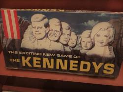 KENNEDY BOARD GAME ENHANCED