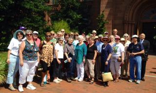 Associates Volunteers  July 2014