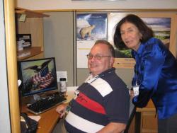 Jay Missal & Sheila Lopez