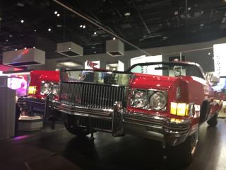 Chuck Berry's car