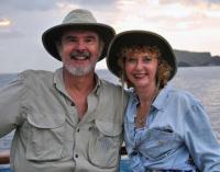 George and Roberta Stevens