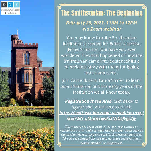 The Smithsonian_ The Beginning invitation (2)