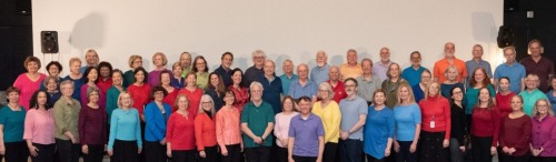 Boomers Chorus March 2020