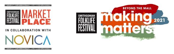 Folklife festival logos